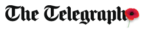 The Telegraph                         online, Logo